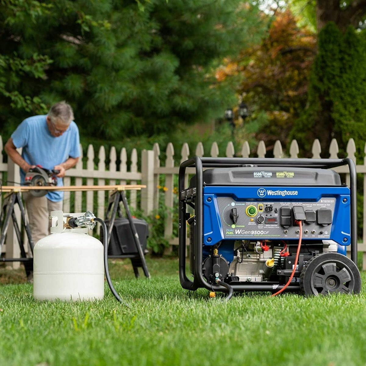 Mejor Doble De Combustible De Los Generadores De